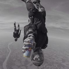 0 calories. 0 carbs. 0 fear. #totalzero #givesyouwings
