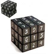 If you're bored with your Rubik's Cube you can combine it with the challenge of Sudoku with the Sudoku Puzzle Cube. It isn't exactly a Sudoku puzzle, as the Cubes, Vintage Tin Signs, Sudoku Puzzles, Host Gifts, Gadgets, Cube Puzzle, W 6, Cool Stuff, Stuff To Buy