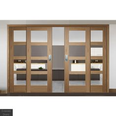 Buy Sliding French Doors with Shaker Clear Glazed Doors from Emerald Doors, that Delivers a Wide range of Quality Doors at Affordable Prices. Internal Wooden Doors, Internal French Doors, Wood Doors, Double Doors, Slab Doors, Sliding Room Dividers, Sliding Closet Doors, Interior Sliding French Doors, Interior Barn Doors
