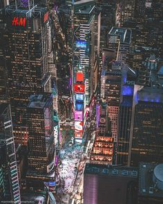 Times Square by Marco DeGennaro Photography