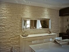 Yorkshire Style Faux Stone A189 wall panels