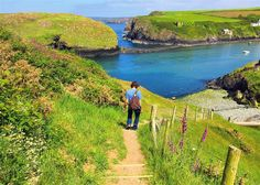 The walking trails of the Pembrokeshire Coast National Park weave through some of Wales's most majestic scenery ©Kerry Christiana / Lonely Planet
