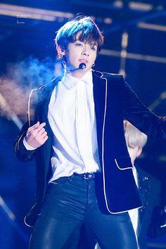 •161231 BTS JUNGKOOK @ 2016 MBC Gayo Daejejeon