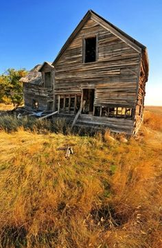 Old Barn by claudine