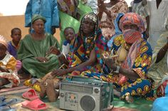 Community radio is an important means to provide the rural poor with access to information relevant for them.