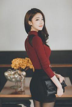 Korean Model: Jung Yun list