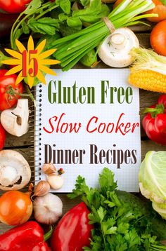 15 Gluten Free Slow Cooker Sunday Dinner Recipes #ad