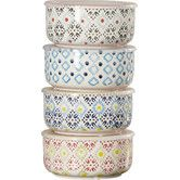 $22 Found it at Joss & Main - 4-Piece Anna Storage Serving Bowl Set