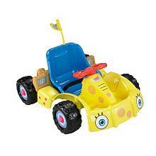 Fisher-Price Power Wheels Nickelodeon SpongeBob SquarePants Get Set Go! KartTM