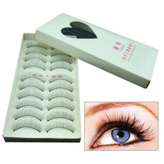 #MERKANTFY Amazing!!! 10 Pairs Natural .... Only in Merkantfy! http://merkantfy.com/products/10-pairs-natural-fashion-eyelashes-eye-makeup-handmade-long-false-lashes-sparse?utm_campaign=social_autopilot&utm_source=pin&utm_medium=pin