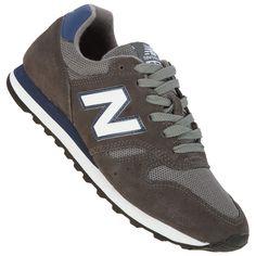 Tênis New Balance 373 Retrô Running - Masculino 6aeba377efd