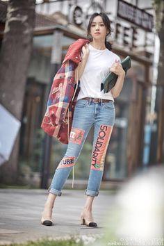 F(x) Victoria - Born in China in 1987. #Fashion #Kpop