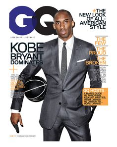 Kobe Bean Bryant (born August is an American professional basketball player who plays shooting guard for the Los Angeles Lakers. Kobe Bryant Family, Kobe Bryant 24, Sports Magazine Covers, Kobe Bryant Quotes, Air Max 2009, Nike Motivation, Shooting Guard, Nike Design, Sports Stars