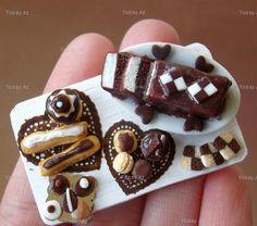 Еда из пластилина в картинках
