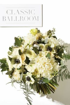 Check out these stunning bouquets, each arranged with a different wedding aesthetic in mind, plus top tips on how to recreate them for your day. From the ballroom to the beach, we've got you covered on the flower front.