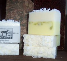Coconut Lime Goats Milk Soap CocoLime Smoothie Big 5-6 oz.Bar with Emu oil