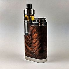 New from FakirsMods the ILLUSIA. Unregulated 18650/20700/21700. New SQuape sitting on it. #fakirsmods #stattqualm Vape Smoke, Juices, Pens, Life, Accessories, Instagram, Vaping, Smoking, Projects