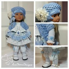 Dreaming of Spring   outfit clothes for 18 inch doll - american girl doll | eBay