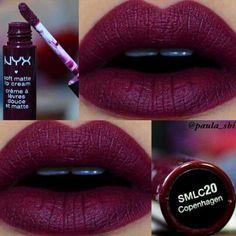 NYX lip uva