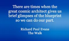 The Walk   Richard Paul Evans