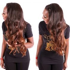 We're making double takes looking at the new ONYCHair.com! Shop this #ONYCBeauty look with our Body-2-Wavy™ hair extensions and do an ombre style!  _____________________________ Shop USA Now>>> ONYCHair.com Shop UK Now>>> ONYCHair.uk Shop NG Now>>> ONYCHair.ng ___________________________ #ONYCHair #hairextensions #wavyhair #hairgoals