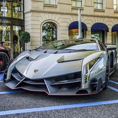 Lamborghini Veneno (2013) only five built
