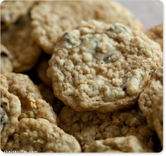 another Oatmeal Chocolate Chip Cookie recipe