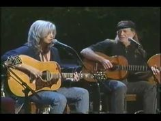 Emmylou Harris & Willie Nelson : Pancho & Lefty (2000)     mkearley49 2 years ago 2    , Yeah, thats Nanci...Emmylou was sitting up the other end (beyond Nanci / Bruce Cockburn. Patty Griffin and John Prine) but unfortunately never came into shot.  Emmylou and Willie on the Townes Van Zandt classic with and inset of the man himself....
