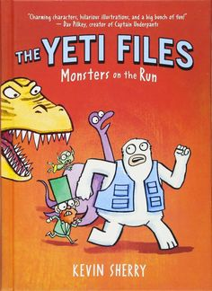 Monsters on the Run Yeti Files