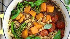 Yhden padan pasta valmistuu vartissa.