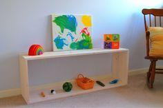 Montessori Beginnings: Baby J's Montessori Room