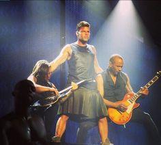 #RickyMartin #OneWorldTour2015 -#NuevaZelanda
