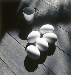 Max Dupain - Eggs (1935)