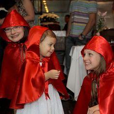 ASoQueFez: Festa 2 Anos - Chapeuzinho Vermelho