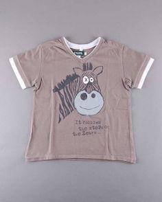 Camiseta de manga corta (talla 4 años) 5,25€ http://www.quiquilo.es/nino/1956-camiseta-de-manga-corta.html