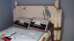Nautical Furniture | Bedroom Sets | Fine Woodworking by Glenn E. Robinson
