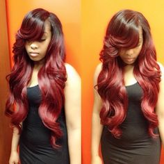 Fuck you mean shesoboujiedoesnt have poppin pins its lit as sewin custom color hair provided and client prettyfabbundles pmusecretfo Image collections