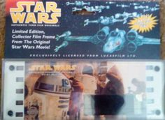 Star Wars A new Hope 70mm Collector Film Cel  R2D2 Edition * Want to know more, click on the image.