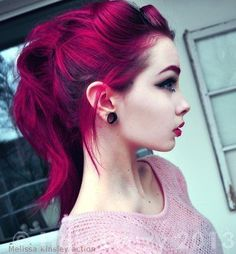 The colour im going soon! Its rose red in the brand directions. I recommend directions as it it completely natural (made out of vegetable oil) and cheap!!