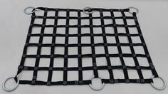 Get all of your custom netting needs in one convenient place. Whether you are looking for safety netting or cargo netting, you'll find it here. Shop netting online today at US Netting! Cargo Net, Mini Trucks, Trailer Hitch, Truck Bed, Rv, Workshop, Backpack, Garage, Boat