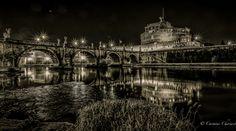 Castel Sant'Angelo Roma by Carmine Chiriacò on 500px