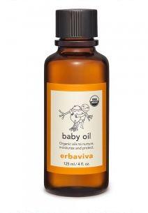 Organic Baby Oil - Lavender + Mandarin