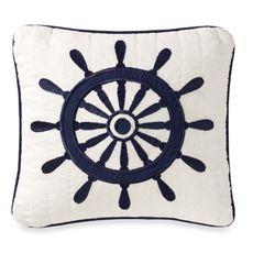 Sailing 14' Toss Pillow - Bed Bath & Beyond