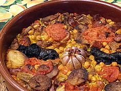 arroz al horno My Recipes, Favorite Recipes, Baked Rice, Dinner Tonight, Risotto, Baking, Ethnic Recipes, Food Ideas, Dinners