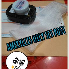 ameryllis oily set posted sg buloh