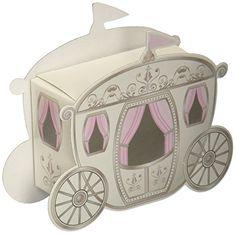 Kate Aspen 28054NA Enchanted Carriage Favor Boxes Kateaspen…