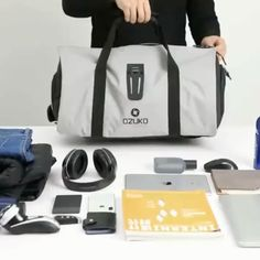 Look forward to your long-term cooperation Your trust is our motivation. Our best travel bag is easy to use. Look forward to your long-term cooperation Your trust is our motivation. Our best travel bag is easy to use. Best Travel Bags, Travel Tips, Travel Hacks, Travel Bags For Men, Travel Packing, Travel Plane, Mens Travel Bag, Travel Outfits, Packing Lists