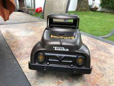 Tonka Trucks, Tonka Toys, Tractors, Tin, Vintage, Miniatures, Pewter, Vintage Comics