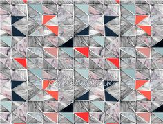 Marbled triangles // studio BVM