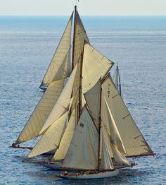 sails...